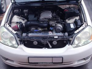Toyota Mark2 110 swap 1UZ-FE vvti
