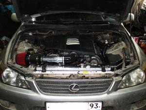 Lexus IS200 swap 1UZ-FE vvti