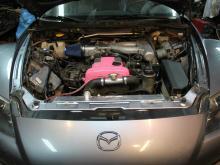 Mazda RX-8 SWAP JZ