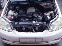 Toyota Mark2 110 swap 1UZ-FE vvti
