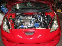 Toyota Celica ZZT230 swap 3S-GTE