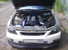 Toyota Altezza swap 1JZ-GTE jzx100