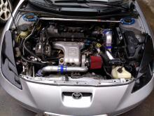 Toyota Celica T23 swap 3s-gte