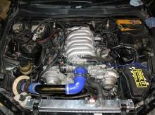 Toyota Altezza swap 1uzfe